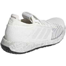 adidas Pulseboost HD Chaussures Femme, core white/footwear white/grey two
